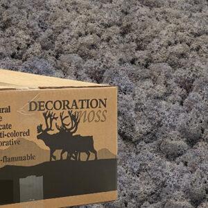 Lavendel mos rendiermos 3 kilo voor grote wanden